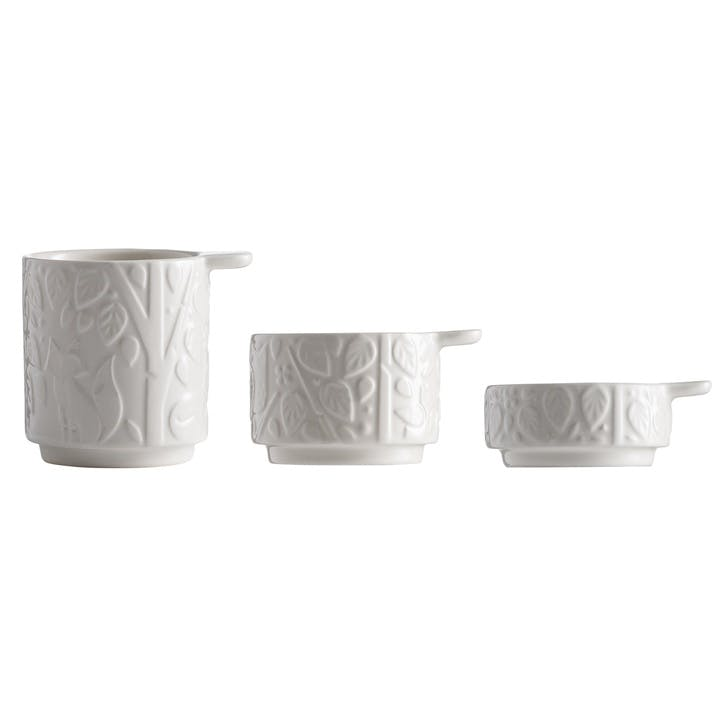 In The Forest Set of 3 Measuring Cups