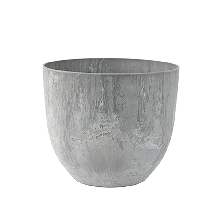 Bola, Plant Pot, Small, Grey