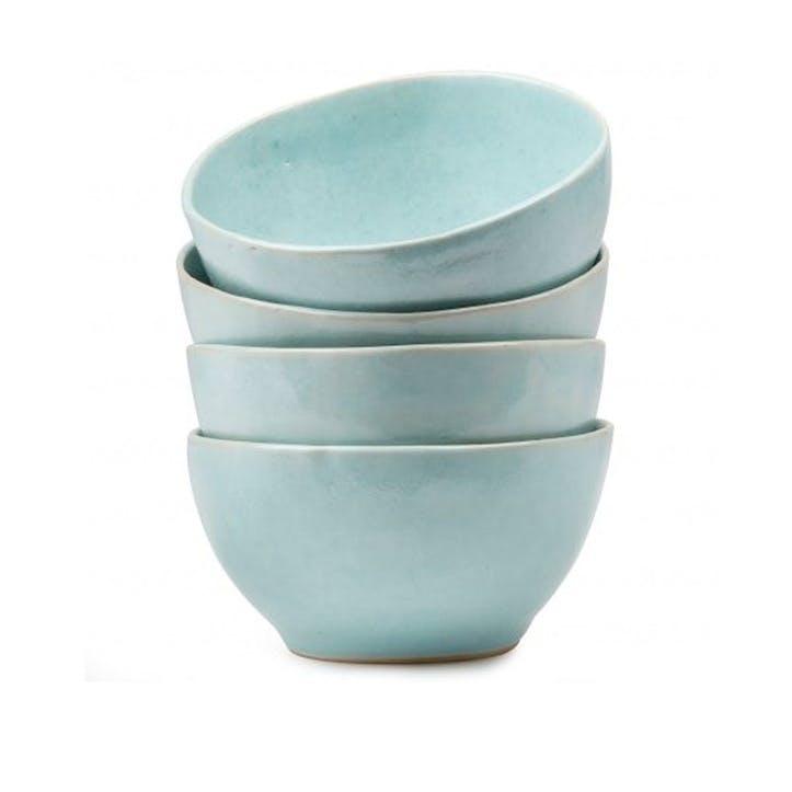 Mervyn Gers Teal Small Bowl, 19cm
