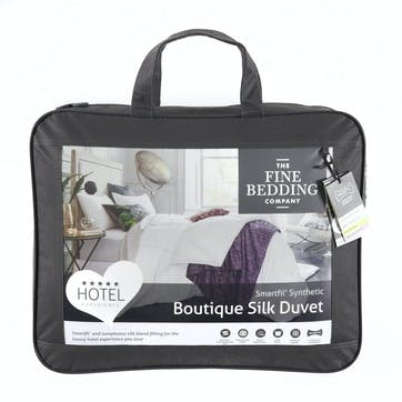 Boutique Silk Superking Duvet, 10.5tog