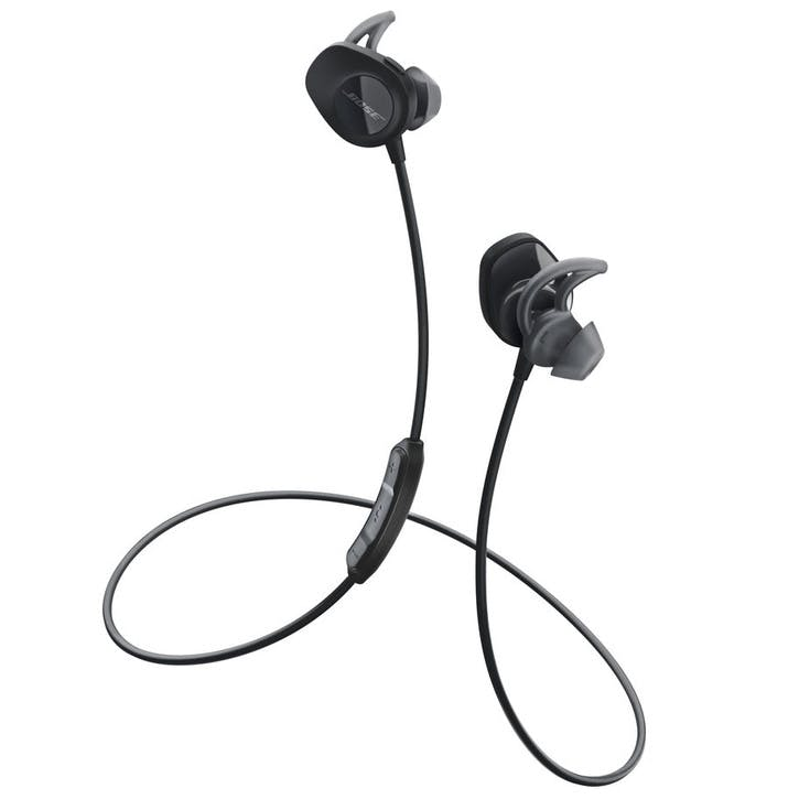 SoundSport Wireless Bluetooth Headphones; Black