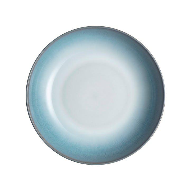 Azure Haze Coupe Dinnerware Set, 12 Piece