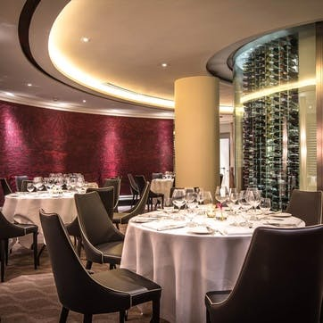 Three Course Michelin Star Lunch for Two at Gordon Ramsay's Pétrus