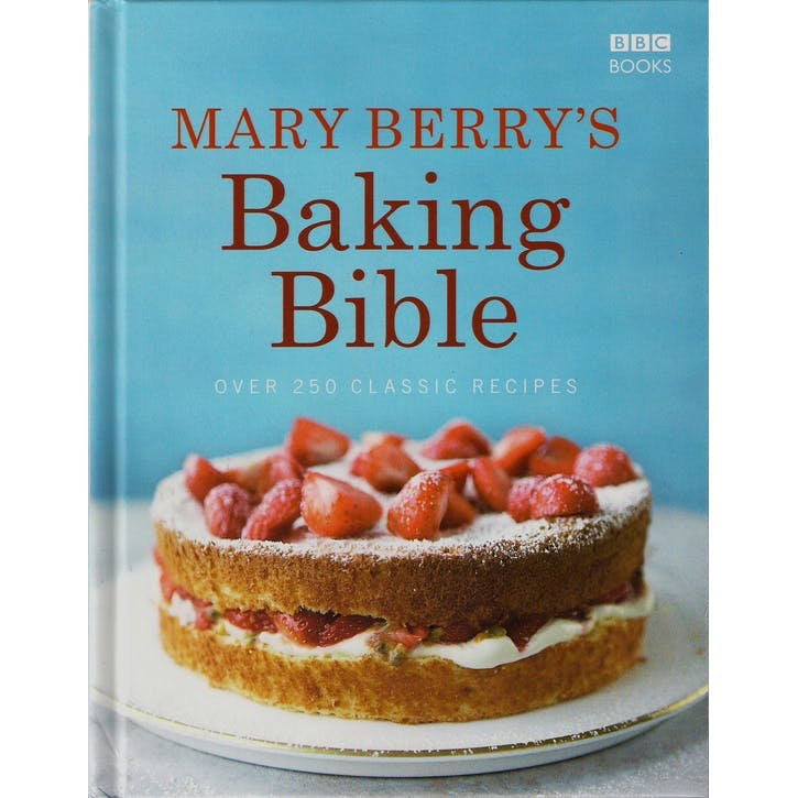 Mary Berry's Baking Bible, Hardback