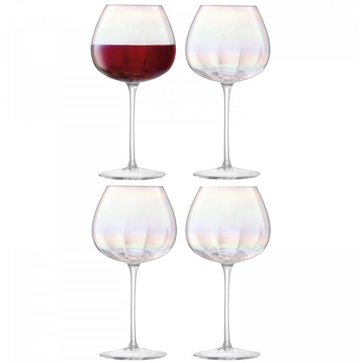 Pearl Red Wine Glass, 460ml, Set of 4