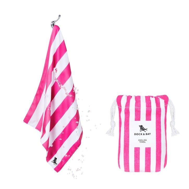Quick Cool Towel, Phi Phi Pink
