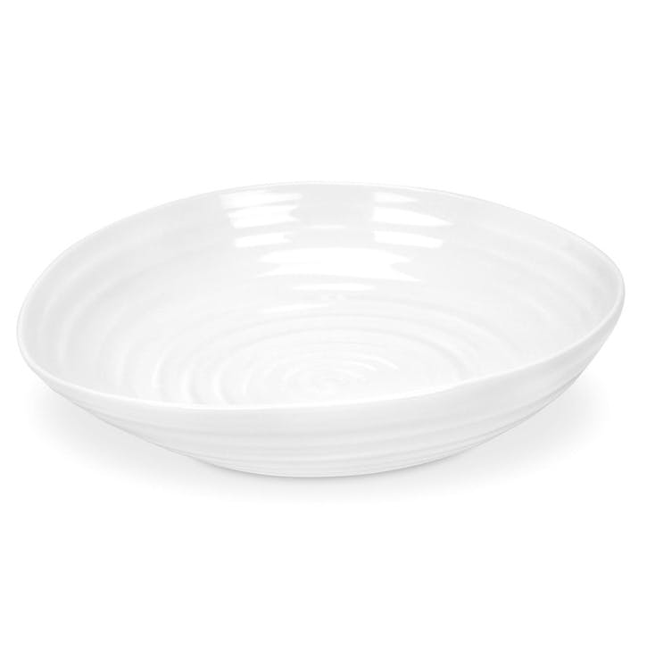 Pasta Bowls, Set of 4; White
