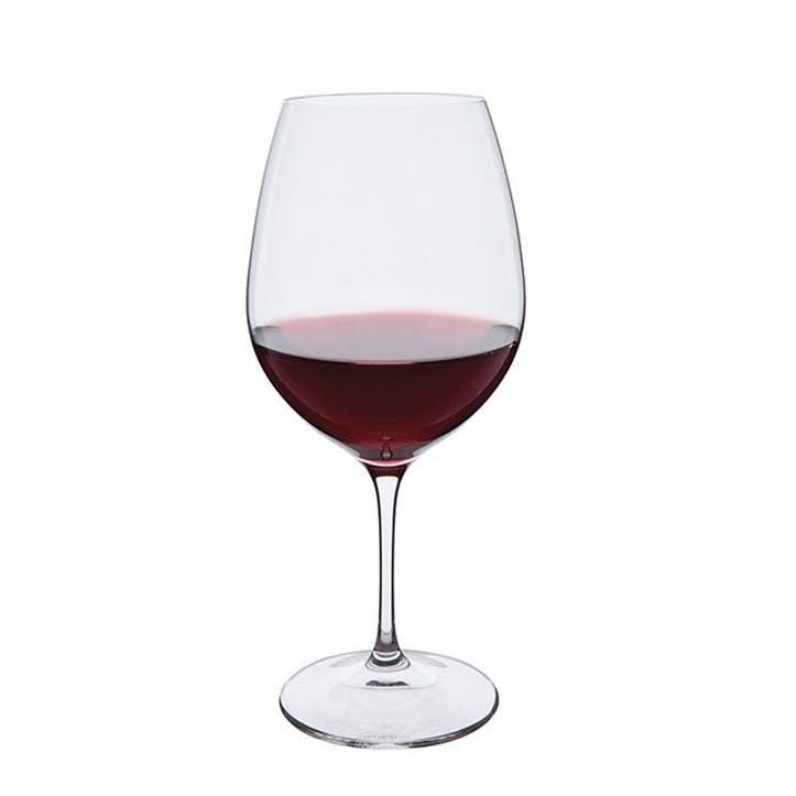Wine Master Burgundy Red Wine Glasses Pair