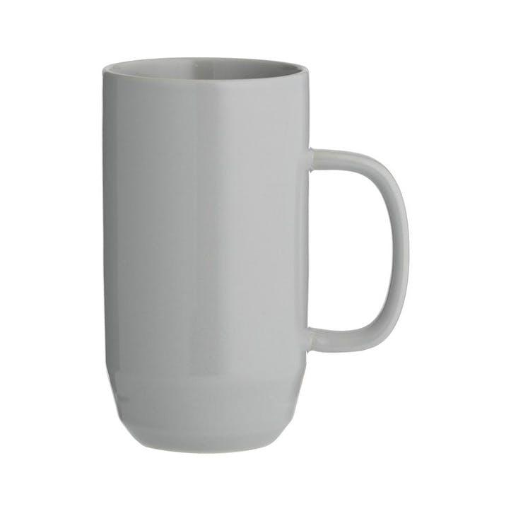 Café Concept Latte Mug, Grey