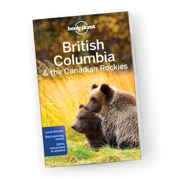 Lonely Planet British Columbia & Canadian Rockies, Paperback