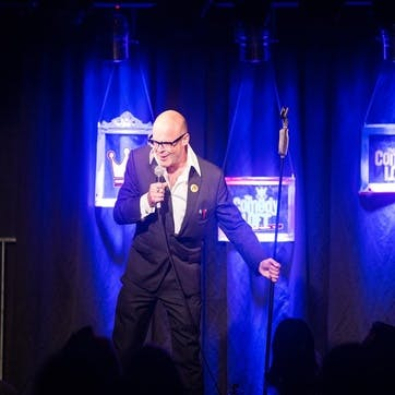 Comedy Night for Two