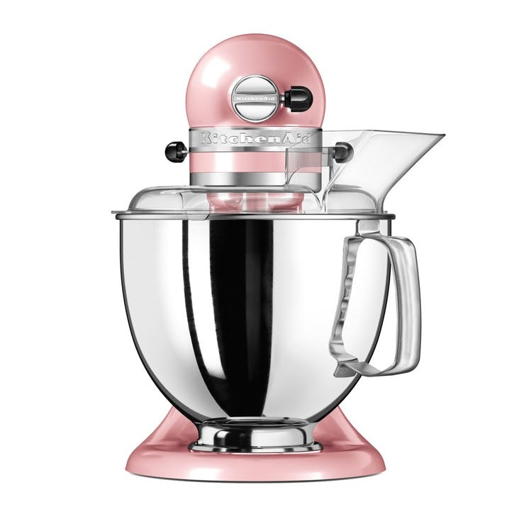 Artisan Stand Mixer with FREE Glass Mixing Bowl, 4.8L, Silk Pink