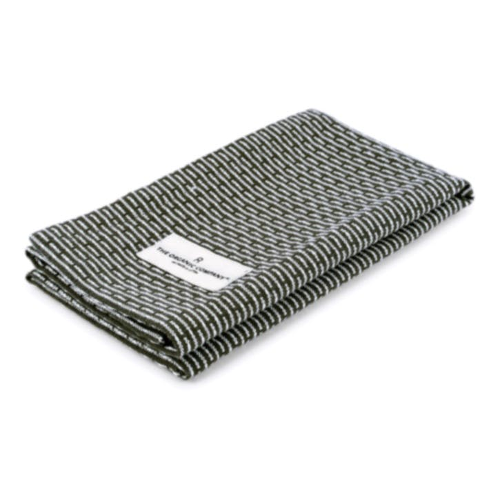 Pique Weave Kitchen Wash Cloth, L35 x W30cm, Evening Grey