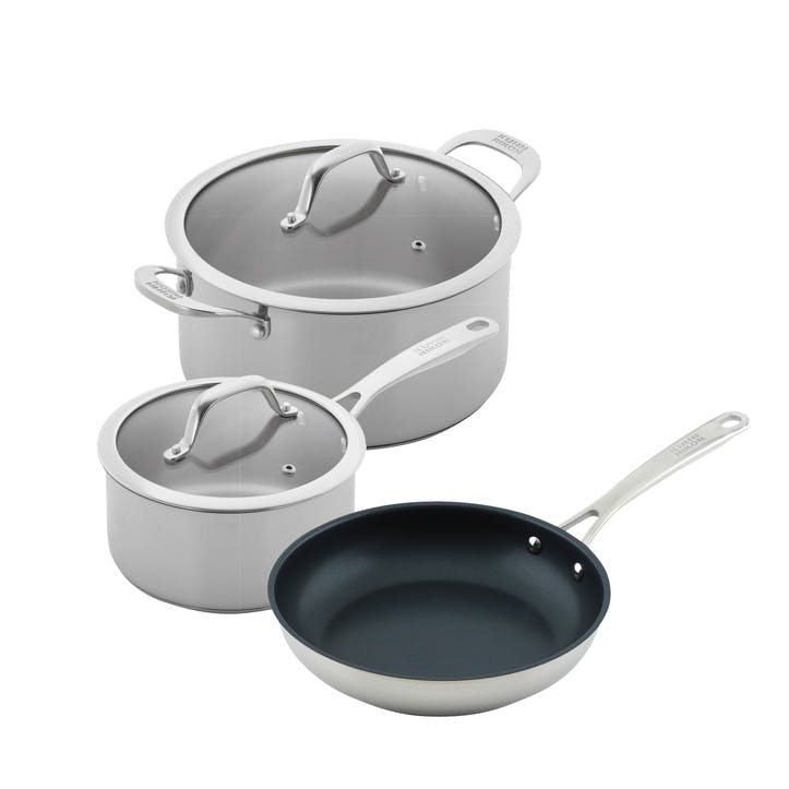 Allround Cookware & Frying Pan Set