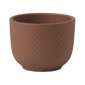 Folia Terracotta Mini Pot
