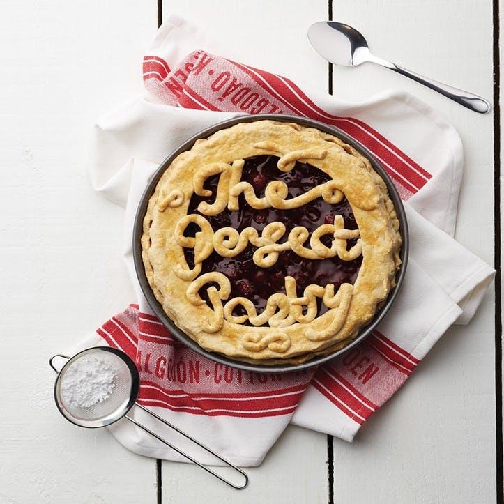 Crusty Bake Non-Stick Deep Pie Pan / Tart Tin