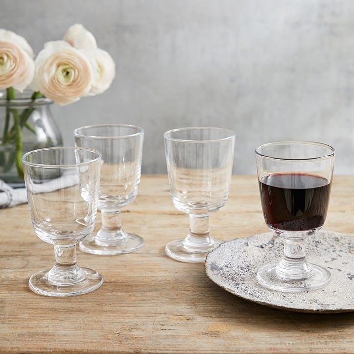 Orford Large Wine Glass, Set Of 4