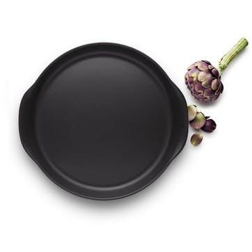 Nordic Kitchen Serving Dish - 30cm; Black