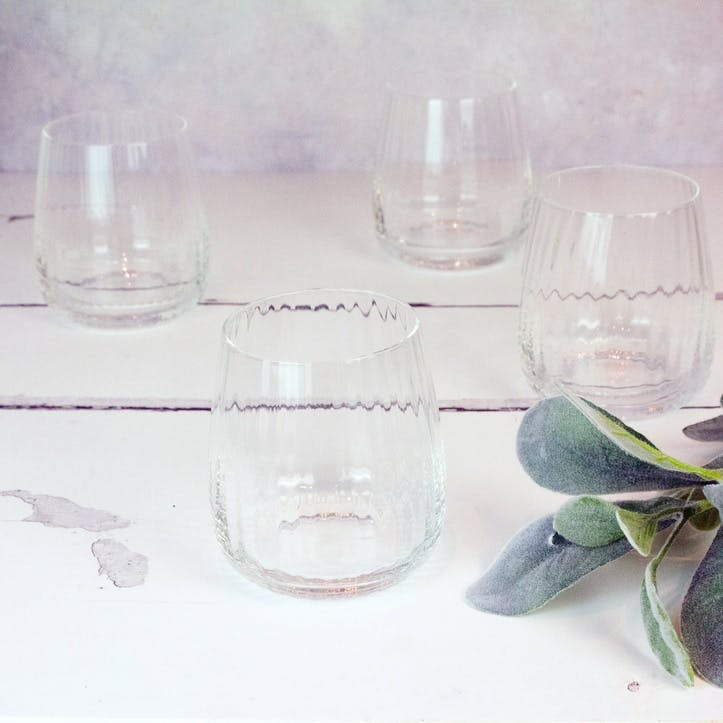 Elegance Tumbler, Set of 4