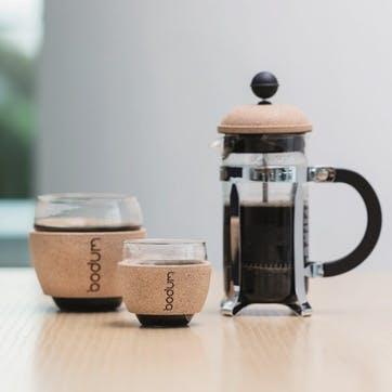 Chambord, 3 Cup Coffee Maker, 35cl, Cork