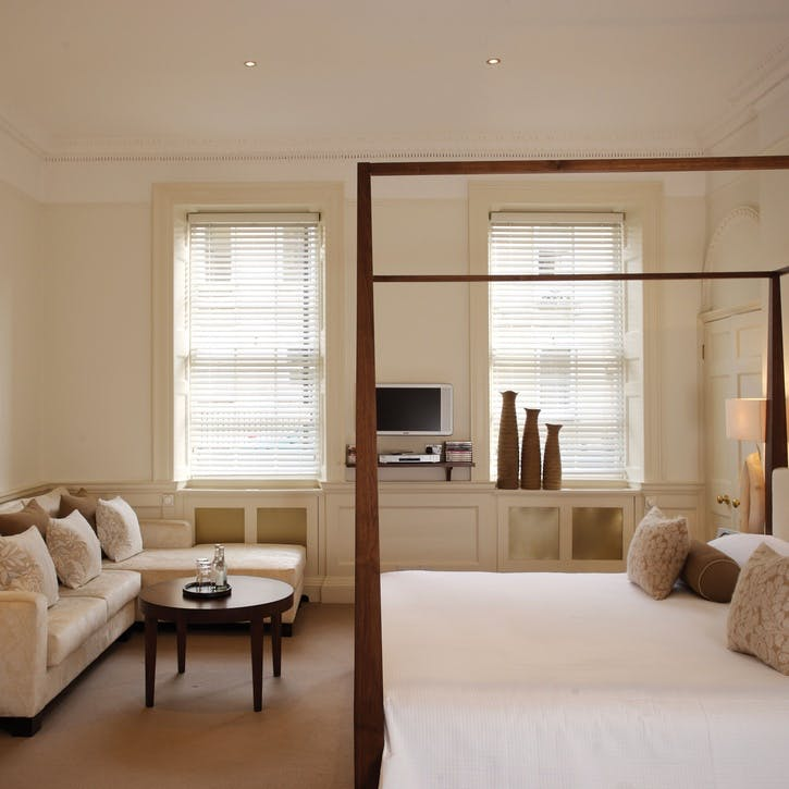 A voucher towards a stay at Queensberry Hotel for two, Bath