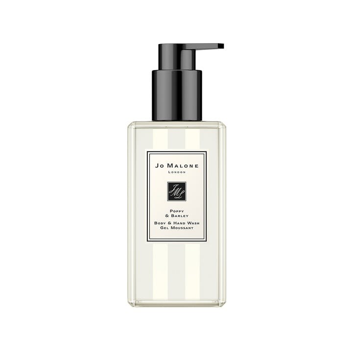 Body & Hand Wash, Poppy & Barley, 250ml