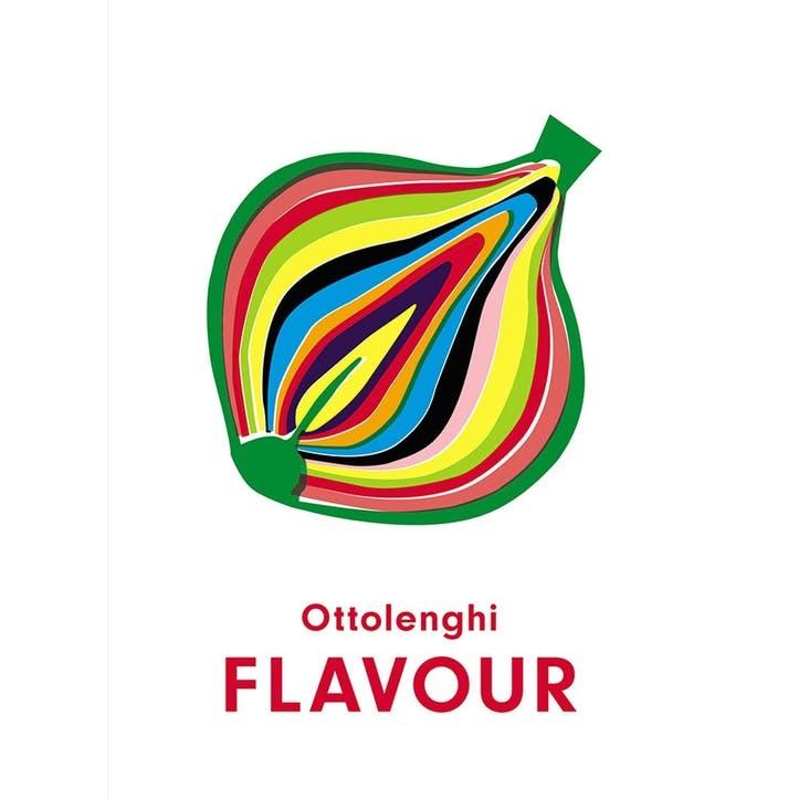 Yotam Ottolenghi; Flavour