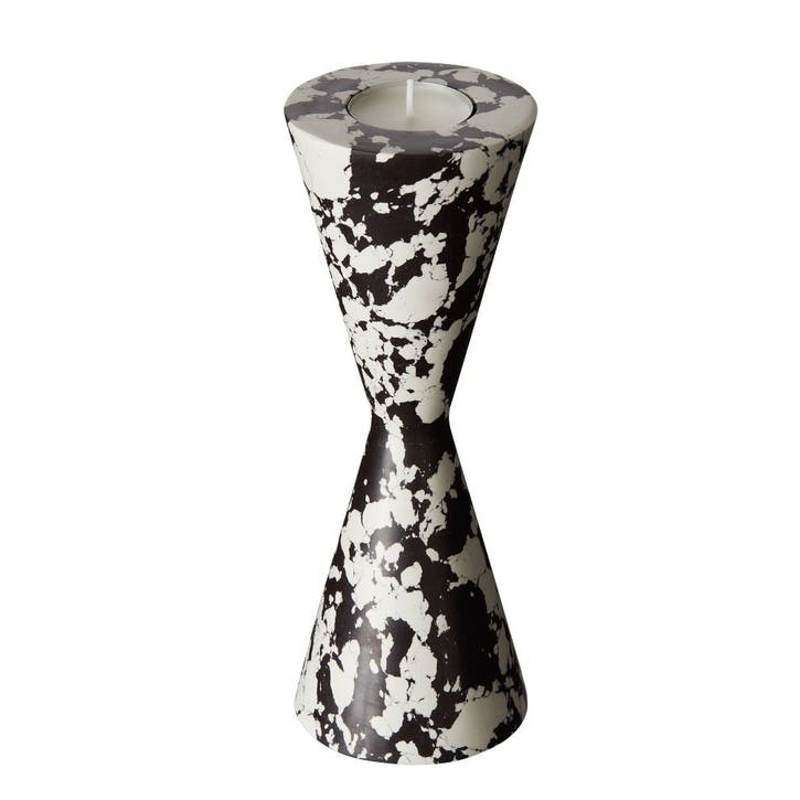 Swirl Cone Candle Holder