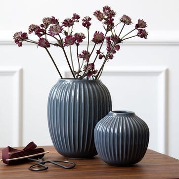 Hammershøi Vase, Small, Anthracite