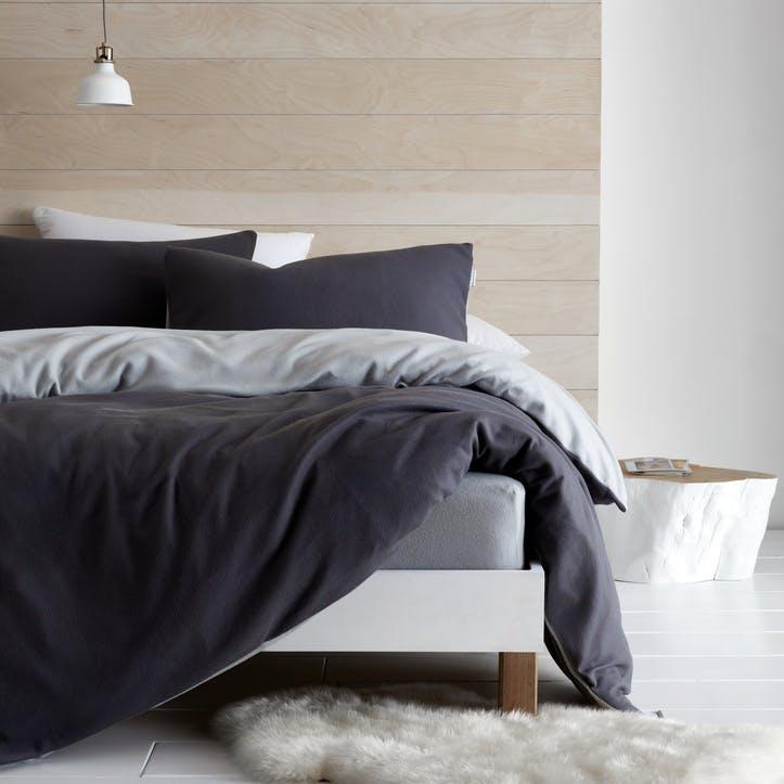So Soft Reversible Fleece King Bedding Set