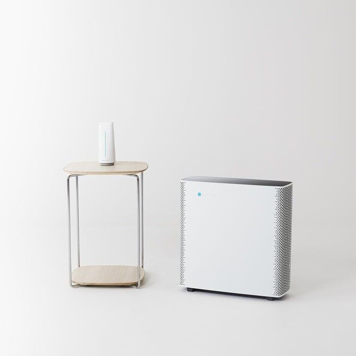 Sense+ Air Purifier, Polar White