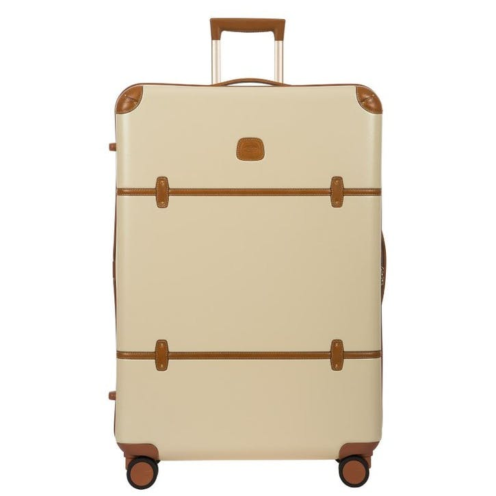 Bellagio 2 Spinner Suitcase, 82cm; Cream