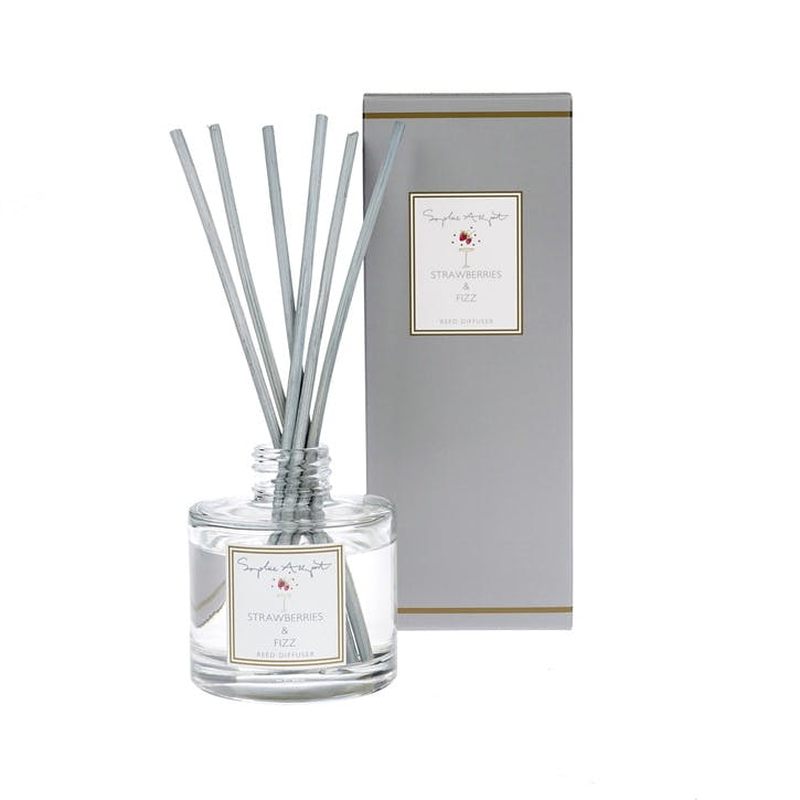 Strawberries & Fizz Reed Diffuser