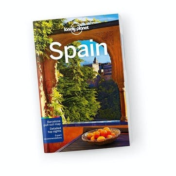 Lonely Planet Spain, Paperback