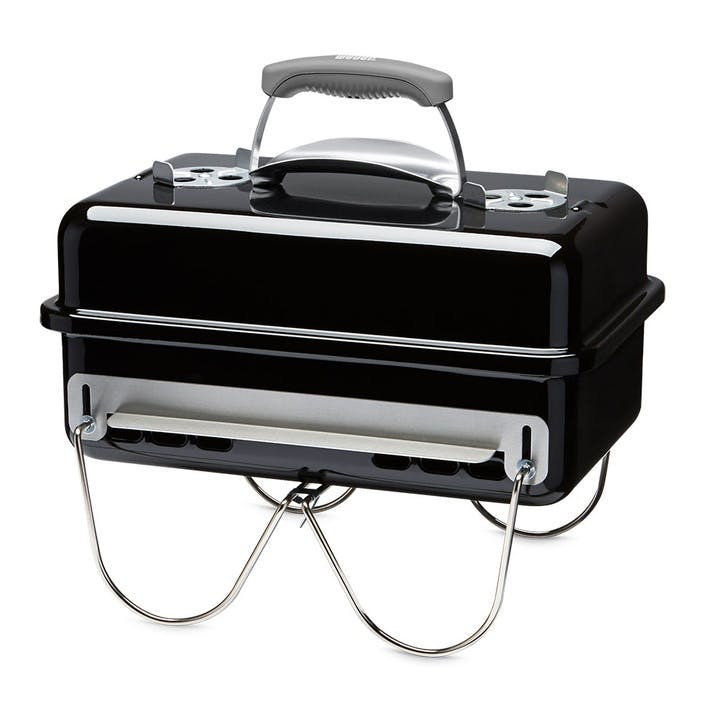Go-Anywhere Charcoal Barbecue, Black
