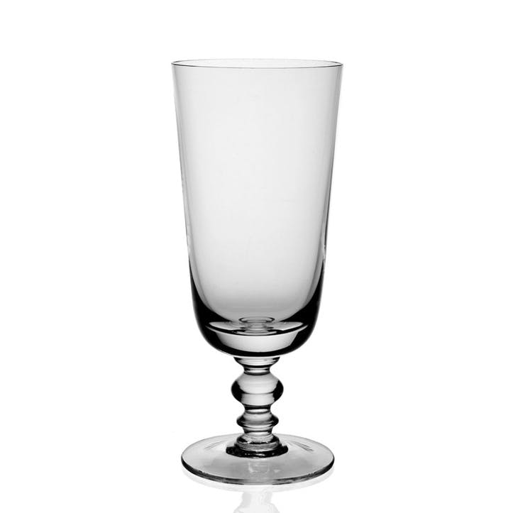 Clear Fanny Iced Tea Glass, Set Of 2