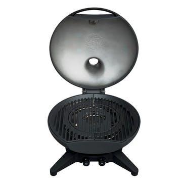Forno Medio Gas Grill, Black
