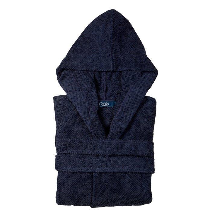 Brixton Robe, Large, Midnight