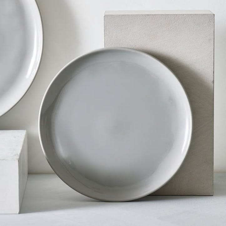 Portobello Side Plate, Grey