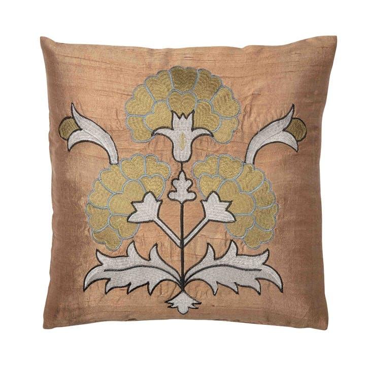 Love Flower Cushion, Moss