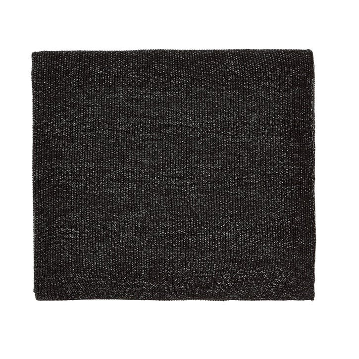 Dolce Knitted Throw, Damson