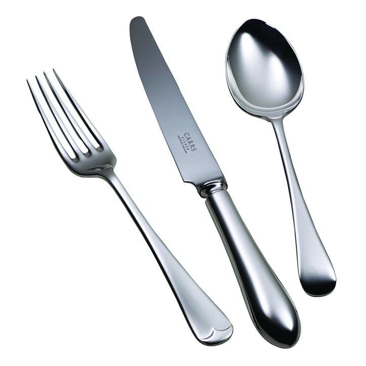 Old English Silver Plated Cutlery Set, 7 Piece