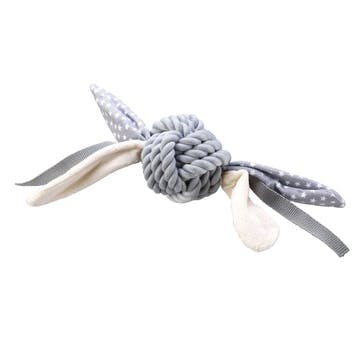 Rope Ball Pet Toy, Blue