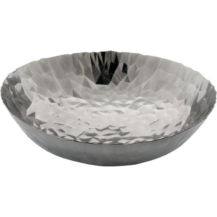 Joy N.1 Round Basket, 18/10 Stainless Steel