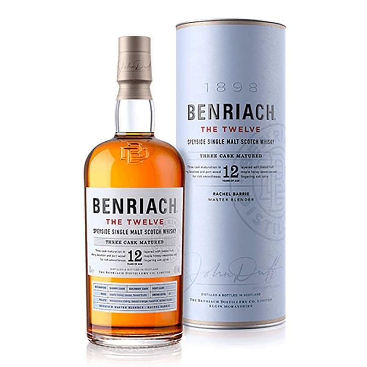 Benriach The Twelve 70cl