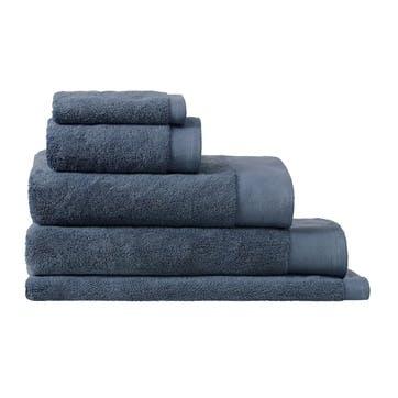 Luxury Retreat Smokey Blue Bath Mat