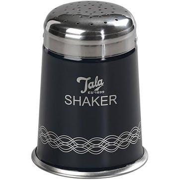Indigo and Ivory Sugar Shaker