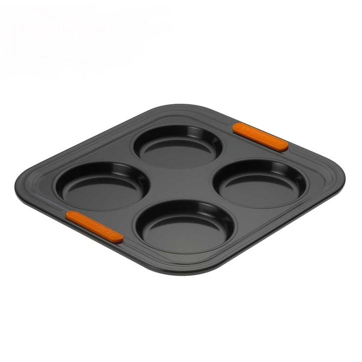Bakeware Non-Stick 4 Cup Yorkshire Pudding Tray