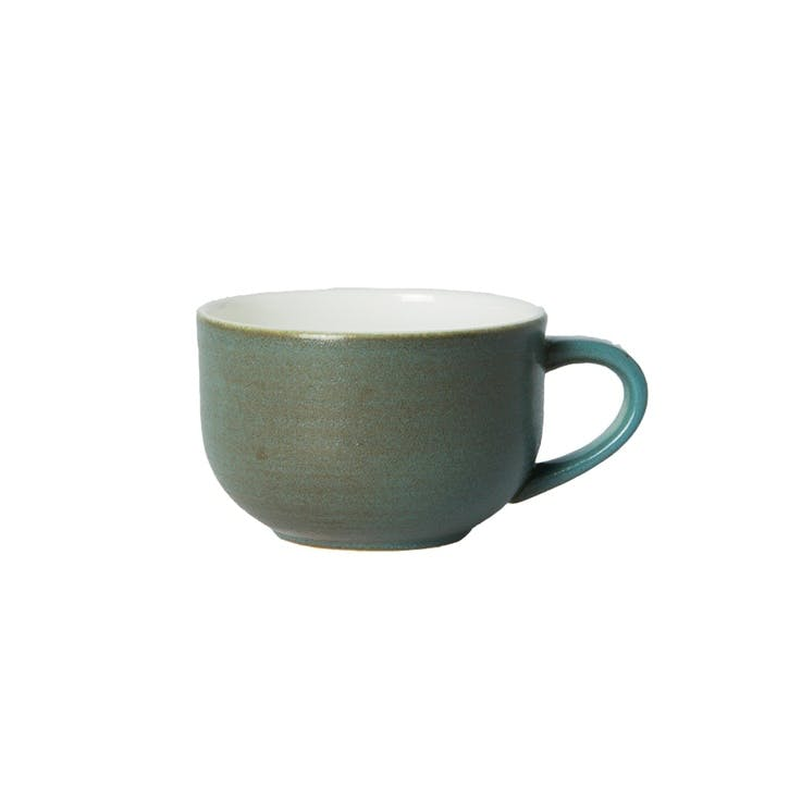 Studio Glaze Urban Espresso Cup - 3oz; Ocean Whisper