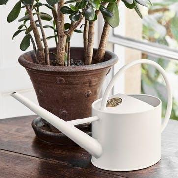 Greenhouse & Indoor Watering Can, Buttermilk